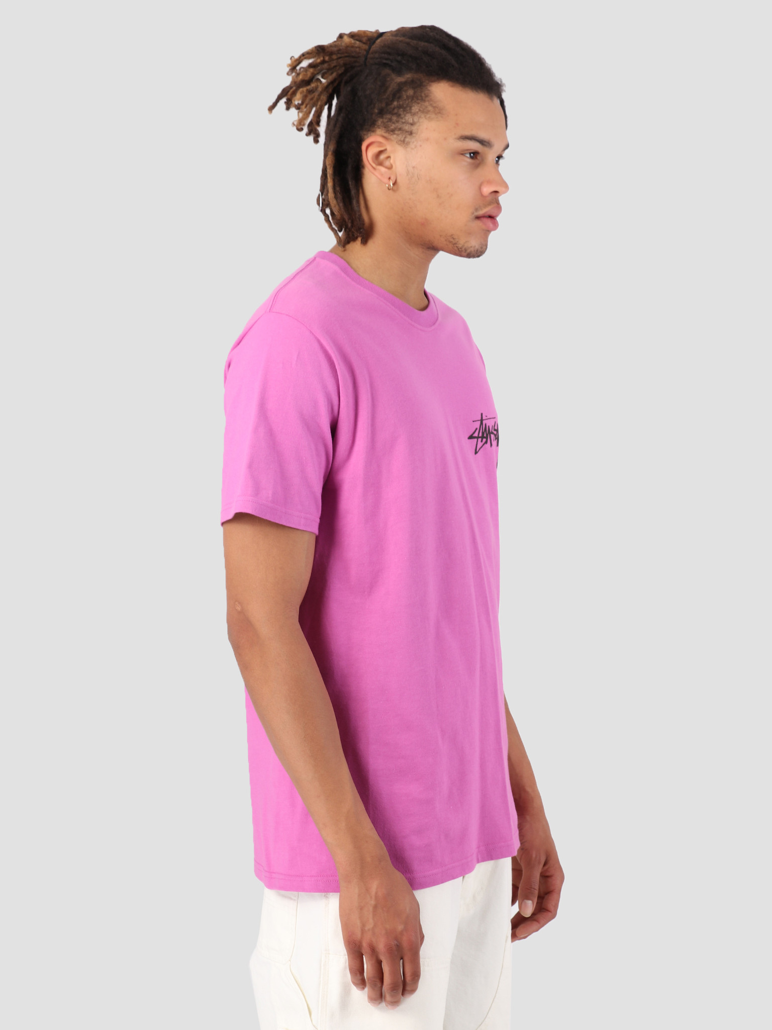 Stussy Stussy Buana T-Shirt Berry 0623