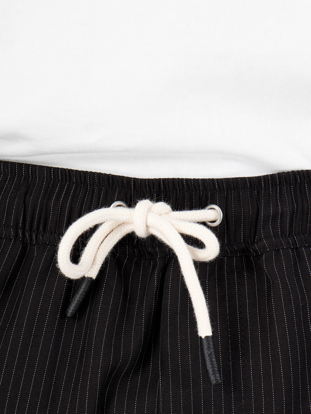 Wemoto Wemoto Rowley Pants Black-White 131.709-117