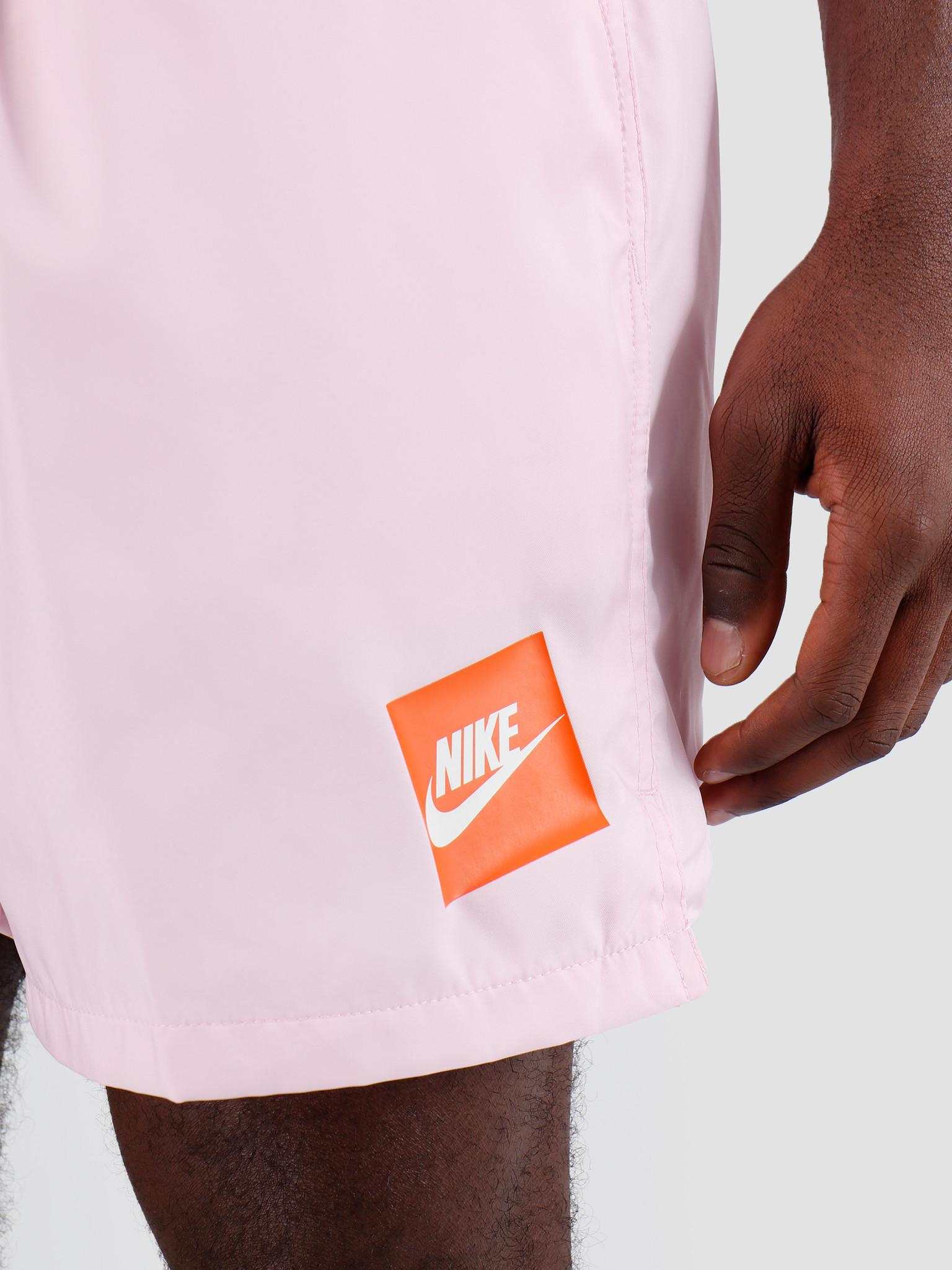 Nike Nike Nsw Jdi Short Woven Flow Pink Foam AR2859-663