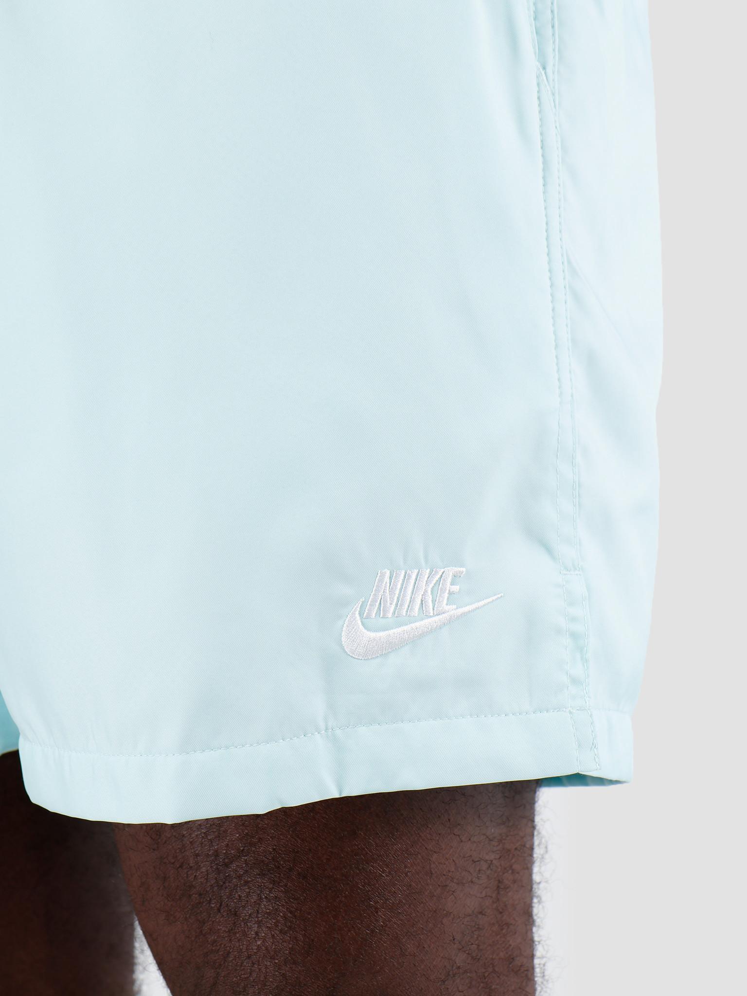 Nike Nike Nsw Ce Short Woven Flow Teal Tint White AR2382-336