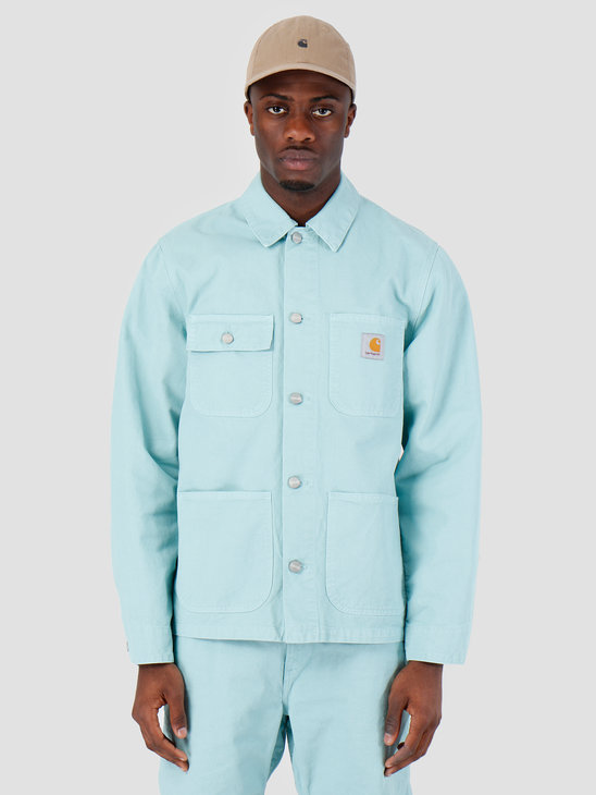 Carhartt WIP Michigan Coat Soft Aloe 62033290