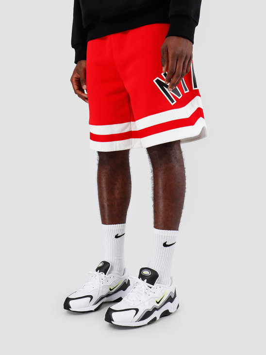 Nike Air Short Flc University Red Sail University Red AR1829-657