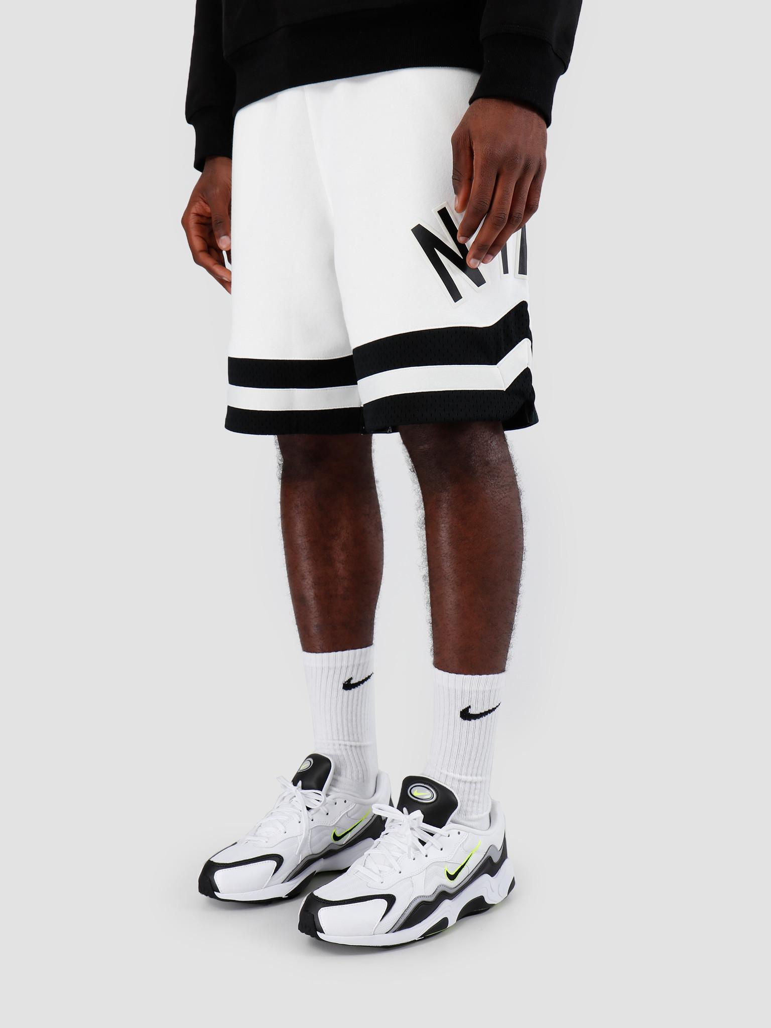 Nike Nike Air Short Flc Sail Black Sail AR1829-133