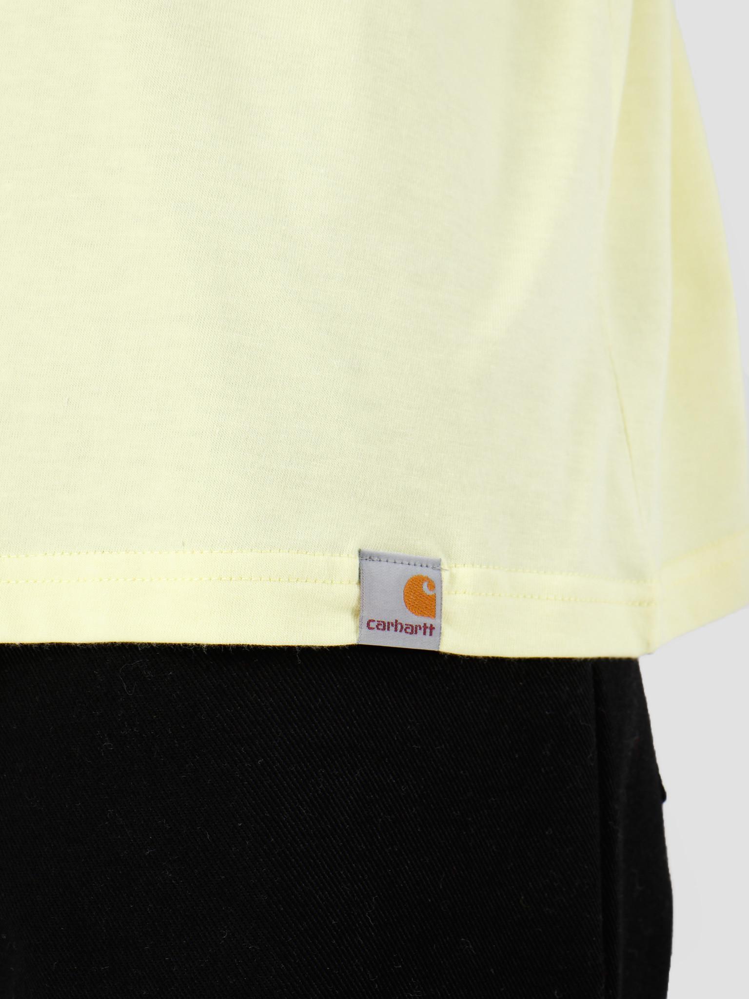 Carhartt WIP Carhartt WIP Short Sleeve Nosebird T-Shirt Honeydew 61091000