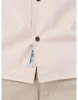 Carhartt WIP Carhartt WIP Short Sleeve Anvil Shirt Boulder 62052000