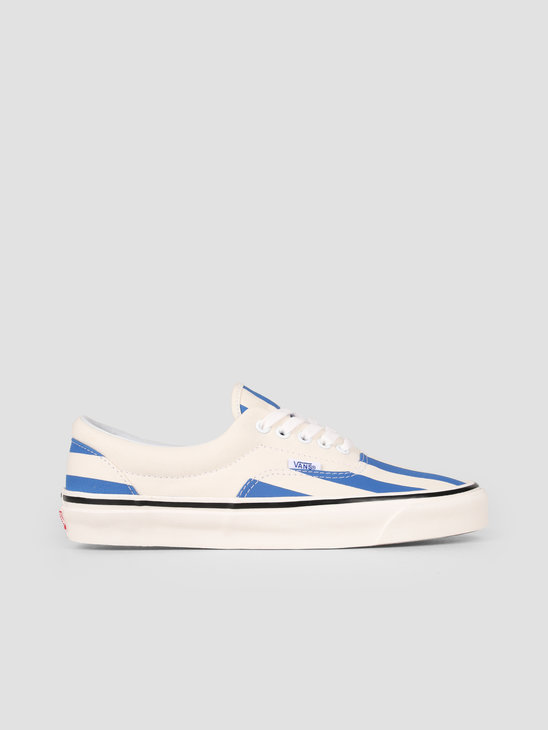 Vans UA Era 95 DX Anaheim OG White OG Blue Big Stripes Vn0A2Rr1Vn01