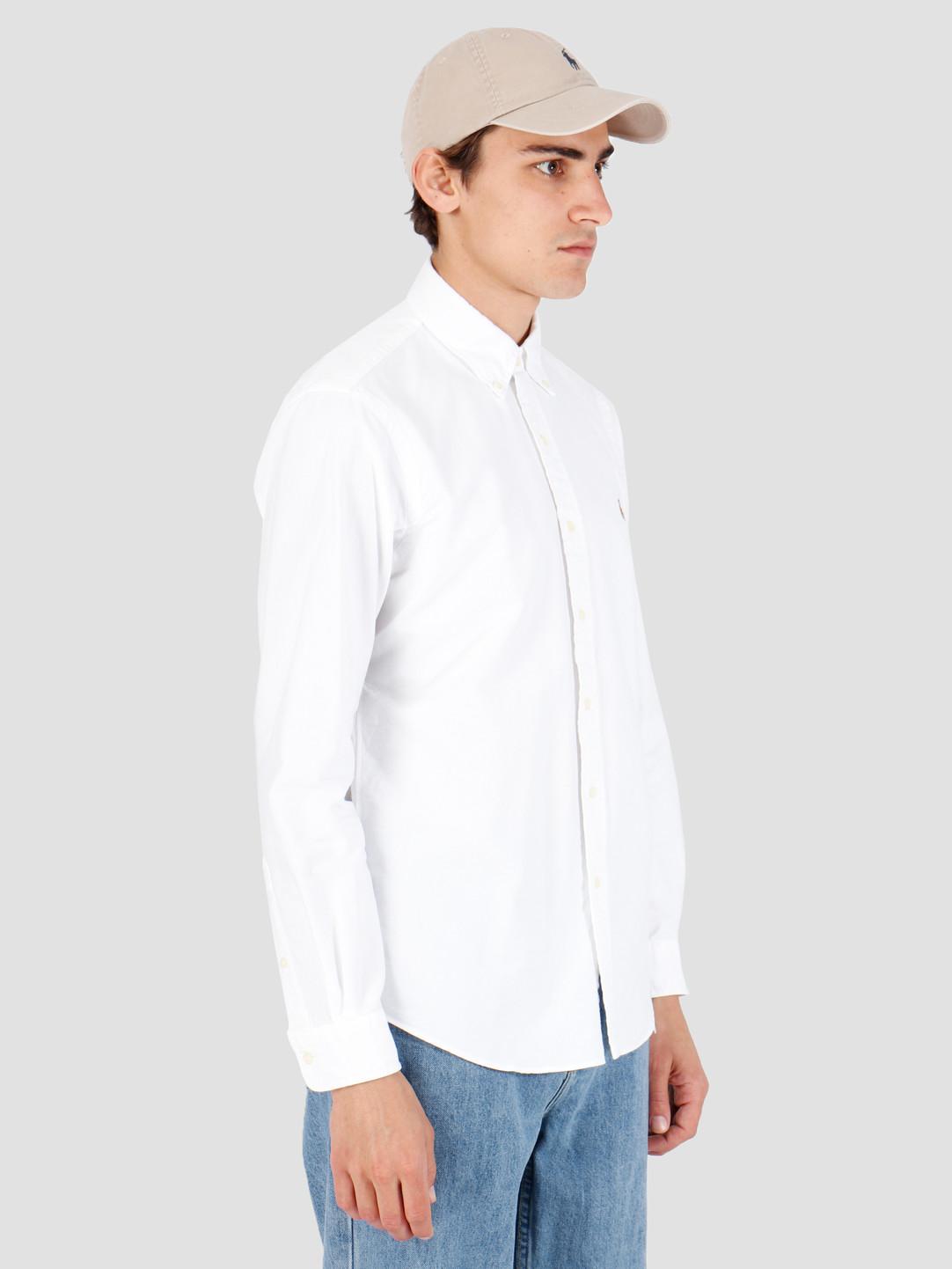Ralph Lauren Fit Shirt 710548535001 Polo Classic White 43RjL5Aq