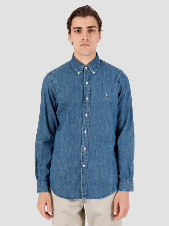 Polo Ralph Lauren Classic Shirt Denim 710548537001