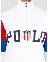 Polo Ralph Lauren Polo Ralph Lauren Half Zip Sweater White Mu 710746547001