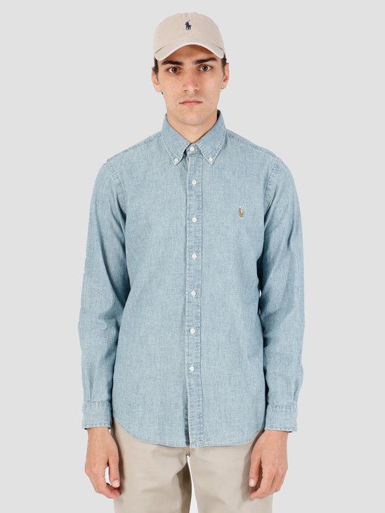 Polo Ralph Lauren Classic Shirt Chambray 710548536001