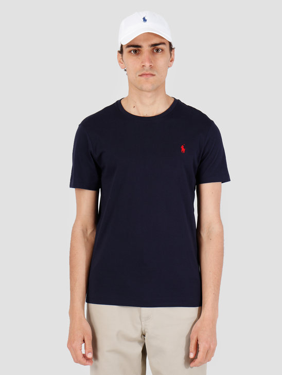 Polo Ralph Lauren Classic T-shirt Ink 710680785004