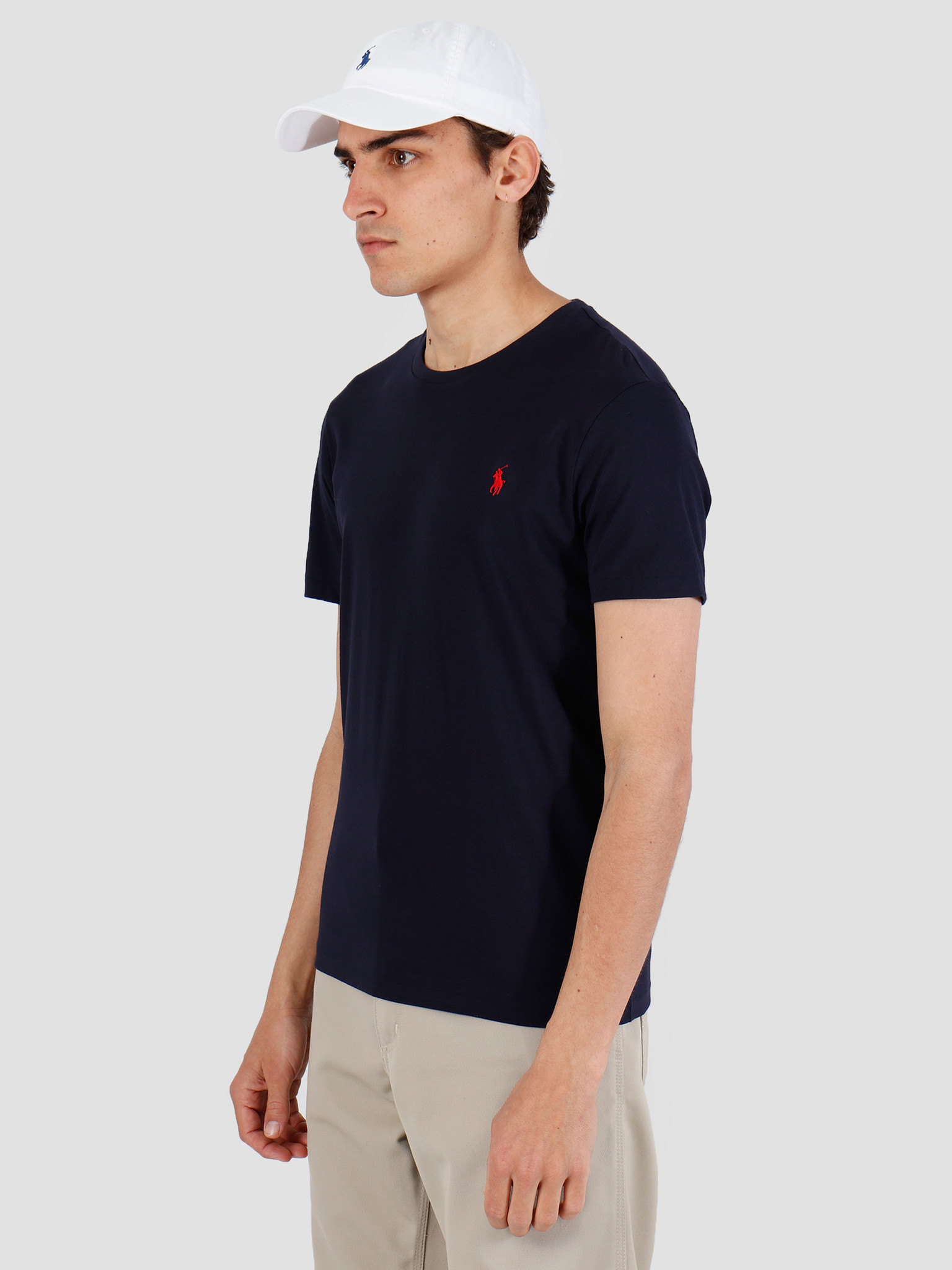 Polo Ralph Lauren Polo Ralph Lauren Classic T-shirt Ink 710680785004