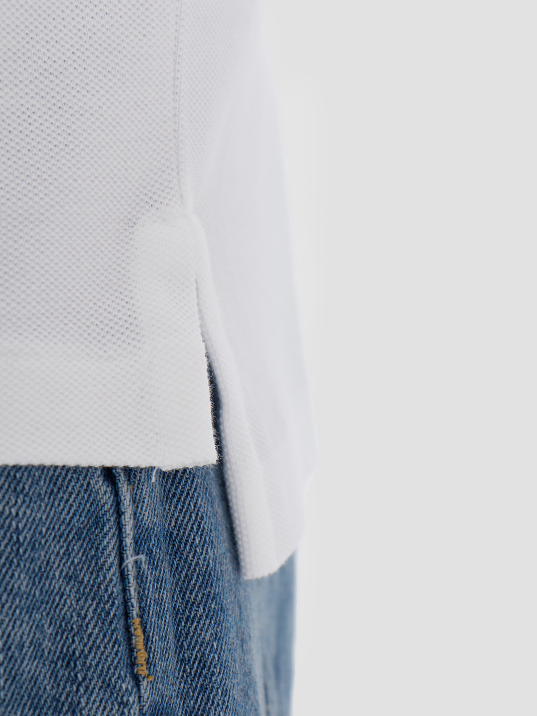 d0ebf78c Polo Ralph Lauren Basic Mesh Shortsleeve White 710755846001