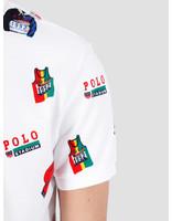 Polo Ralph Lauren Polo Ralph Lauren Basic Mesh Shortsleeve White Mu 710746567001
