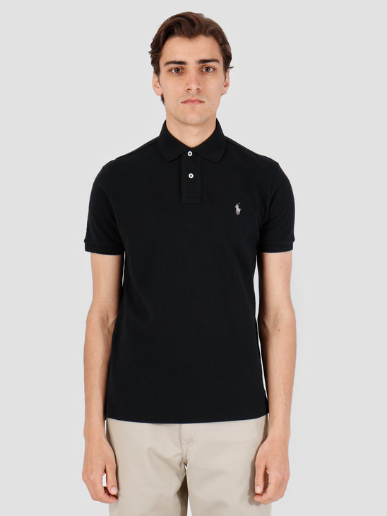 Polo Ralph Lauren Classic Polo Polo Black 710666998004