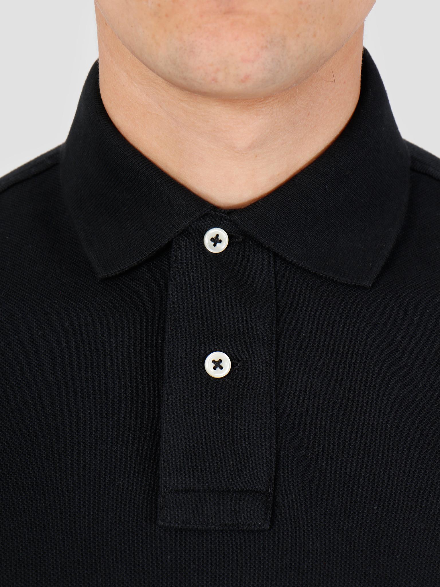 Polo Ralph Lauren Polo Ralph Lauren Classic Polo Polo Black 710666998004