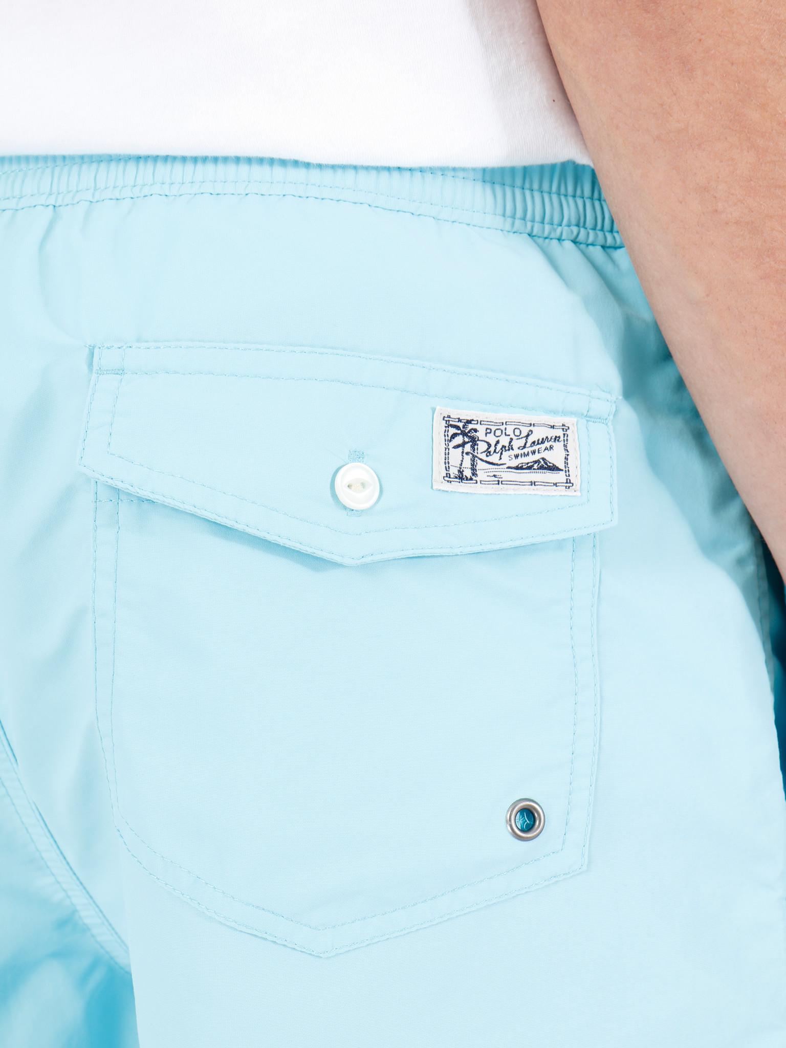Polo Ralph Lauren Polo Ralph Lauren Traveler Swim Hammond Blue 710659017008