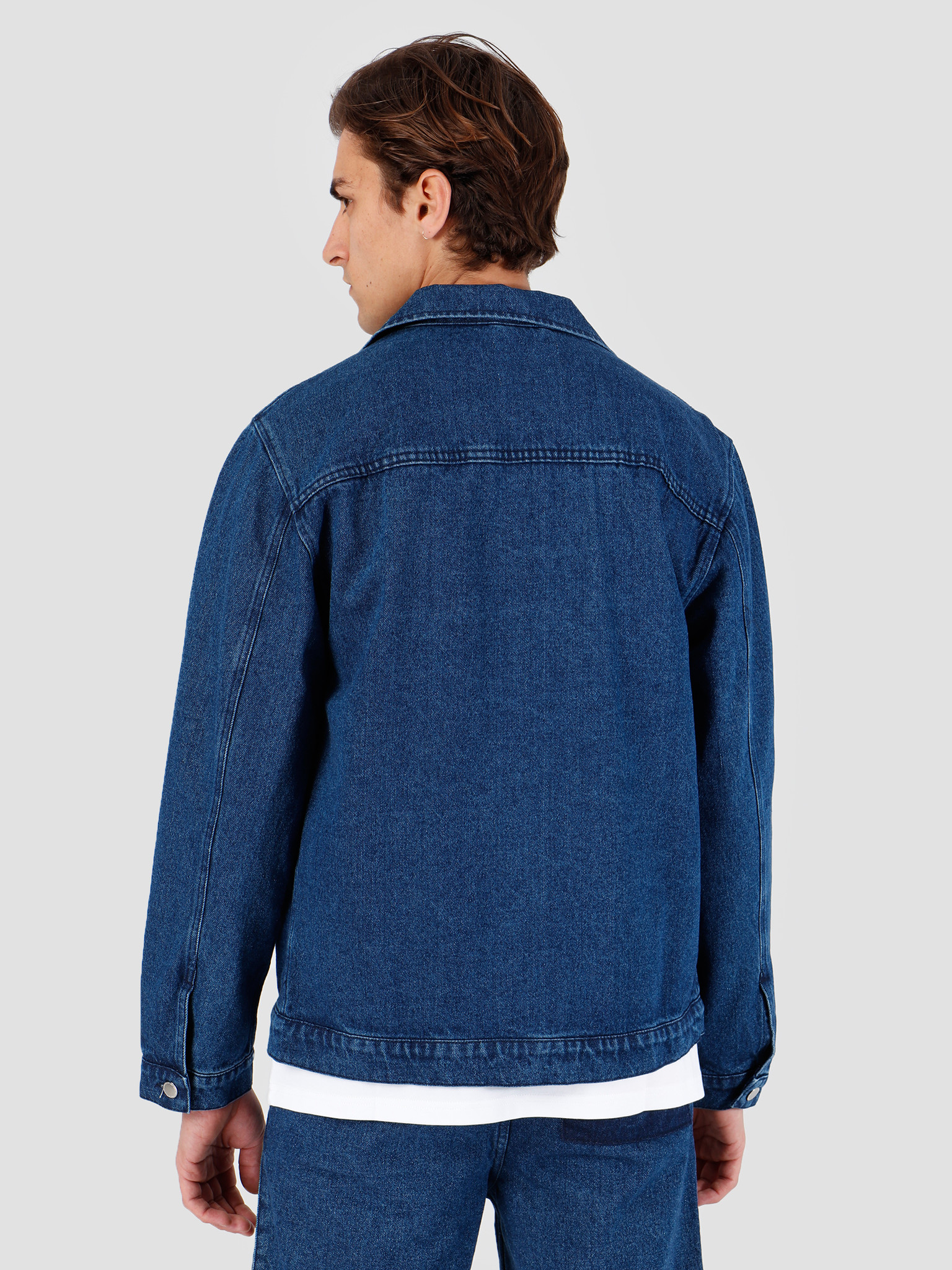 Arte Antwerp Arte Antwerp Jul Denim Blue Jacket 3757862