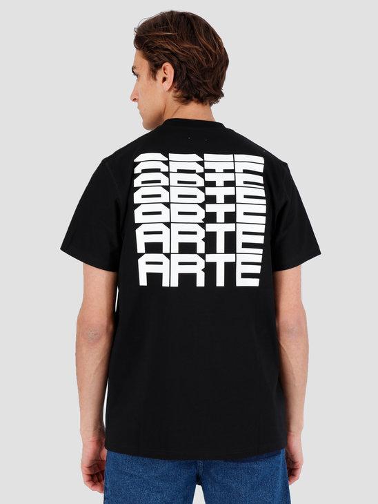 Arte Antwerp Troy Logo Back T-Shirt 3757960