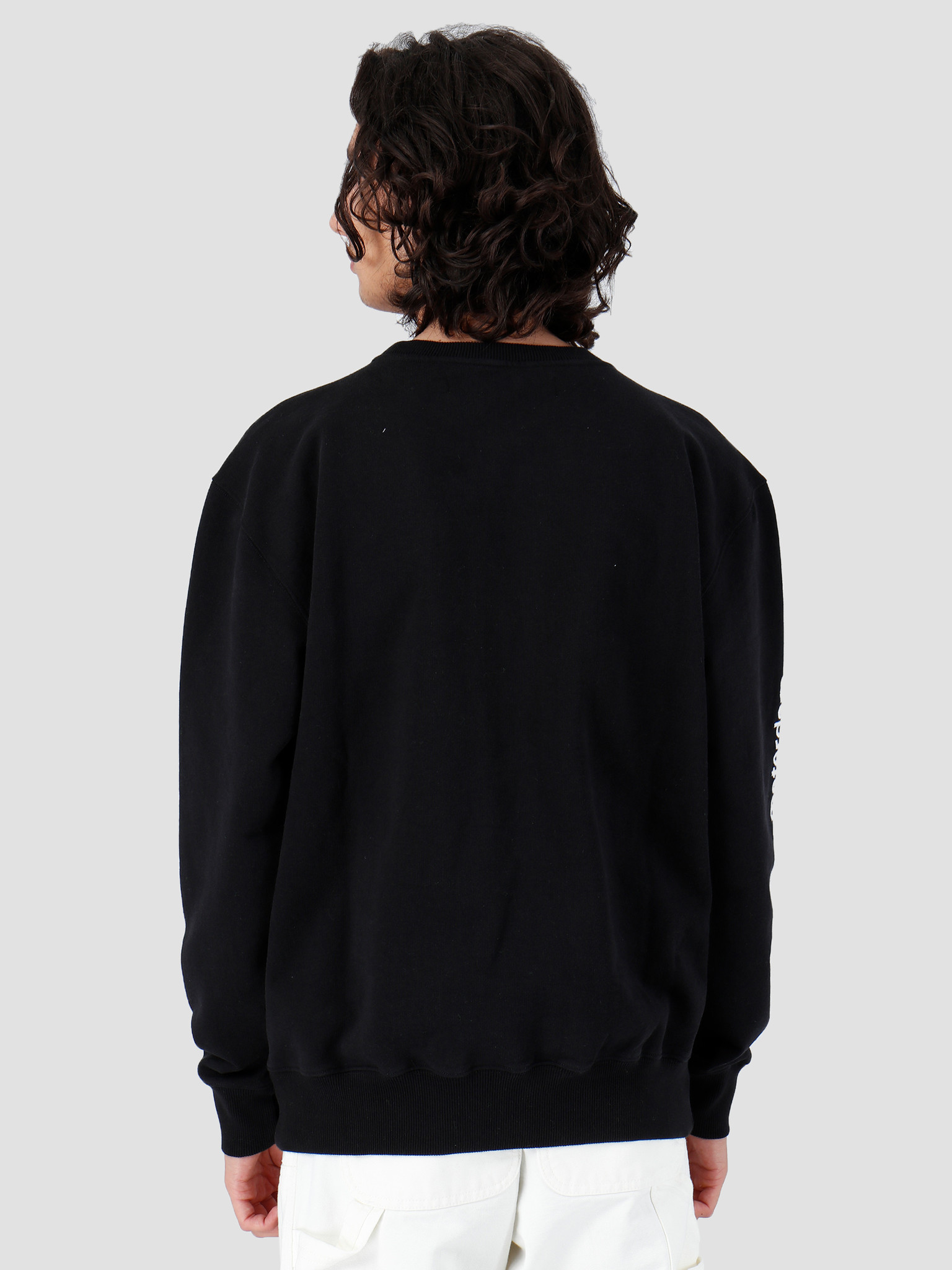 New Amsterdam Surf association New Amsterdam Surf association Logo Sweat Black 2018005