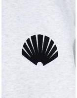 New Amsterdam Surf association New Amsterdam Surf association Logo Sweat Ash Heather Grey 2018006