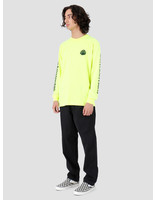 New Amsterdam Surf association New Amsterdam Surf association Logo Longsleeve Safety Green 2018013