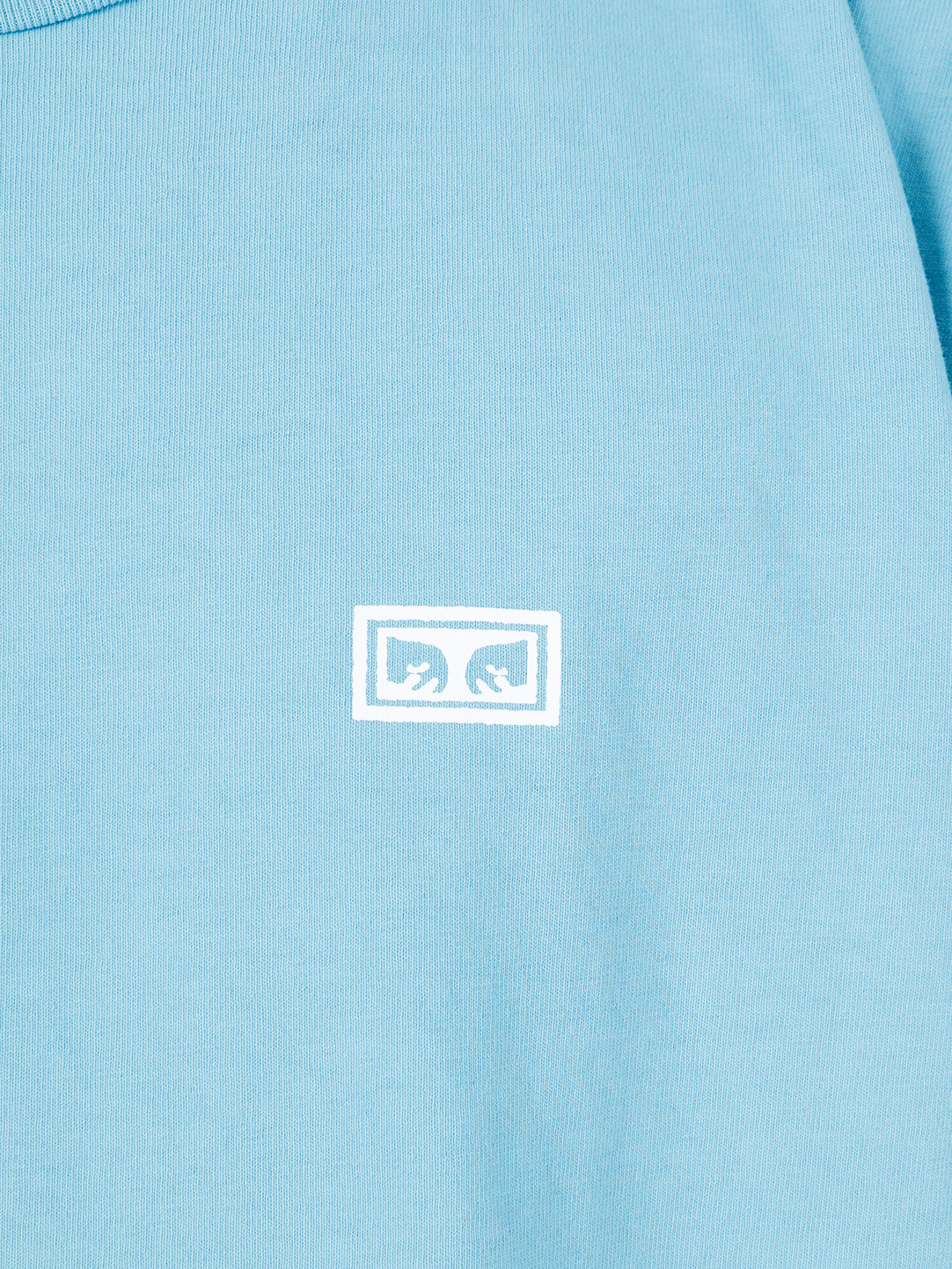 Obey Obey Eyes 3 Heavy Weight Classic Box T-Shirt Pool 166911826-POL