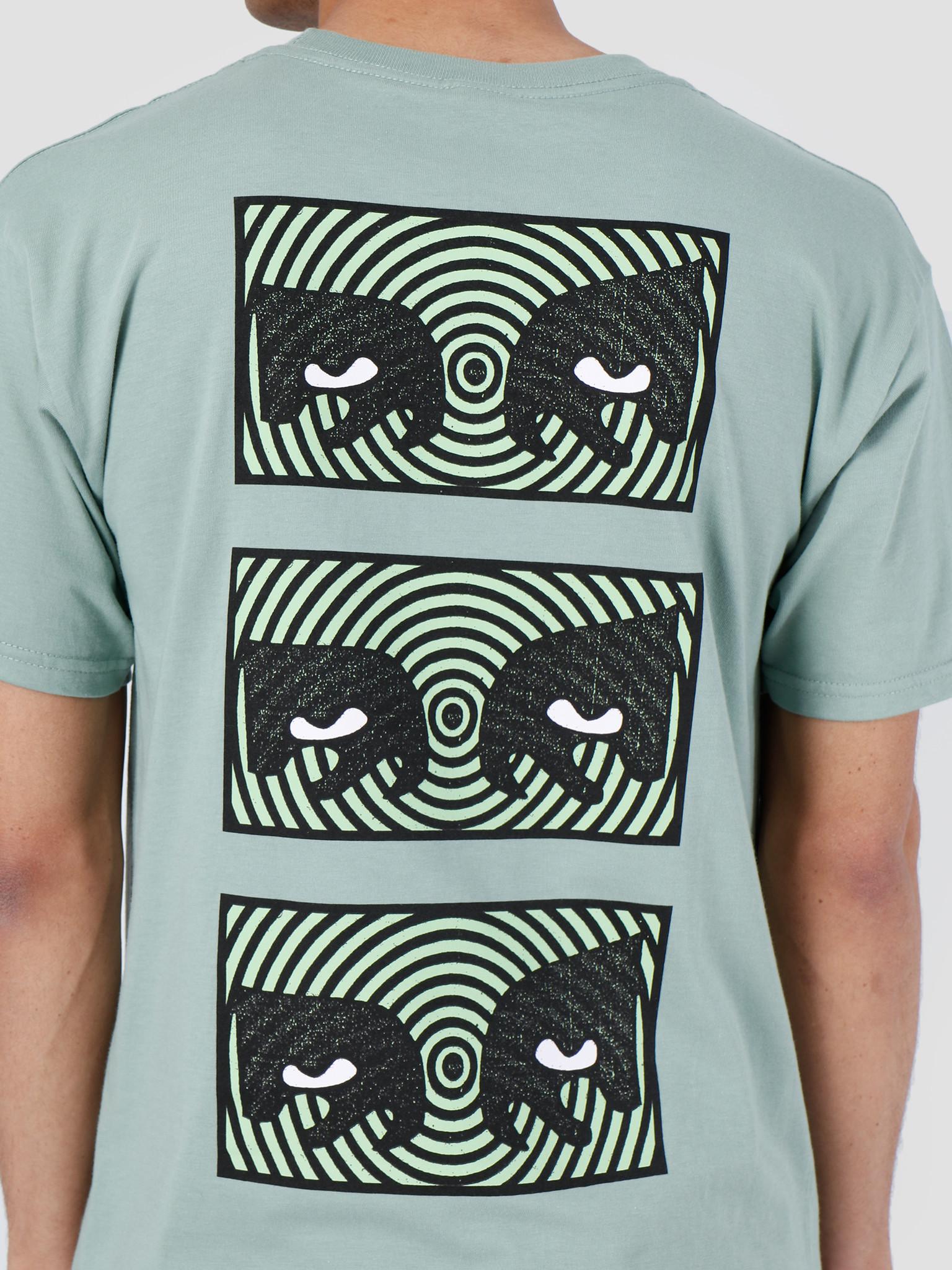 Obey Obey Bust Out Basic T-Shirt Sage 163081986-SAG