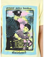 Obey Obey Prevent Police Boredom Lemon 163082001-LEM