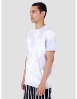 Obey Obey Basic Bleach Tie Dye T-Shirt Lavender 166741972-LAV