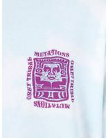 Obey Obey Mutations Bleach Longsleeve Powder Blue 166751897-PBU