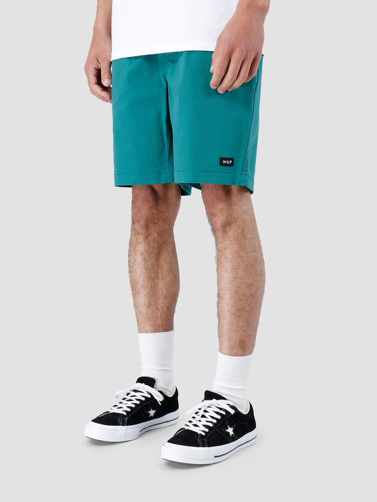 HUF Hudson Easy Short Deep Jungle PT00079