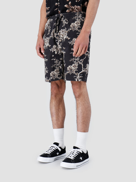 HUF Highline Easy Short Black PT00077