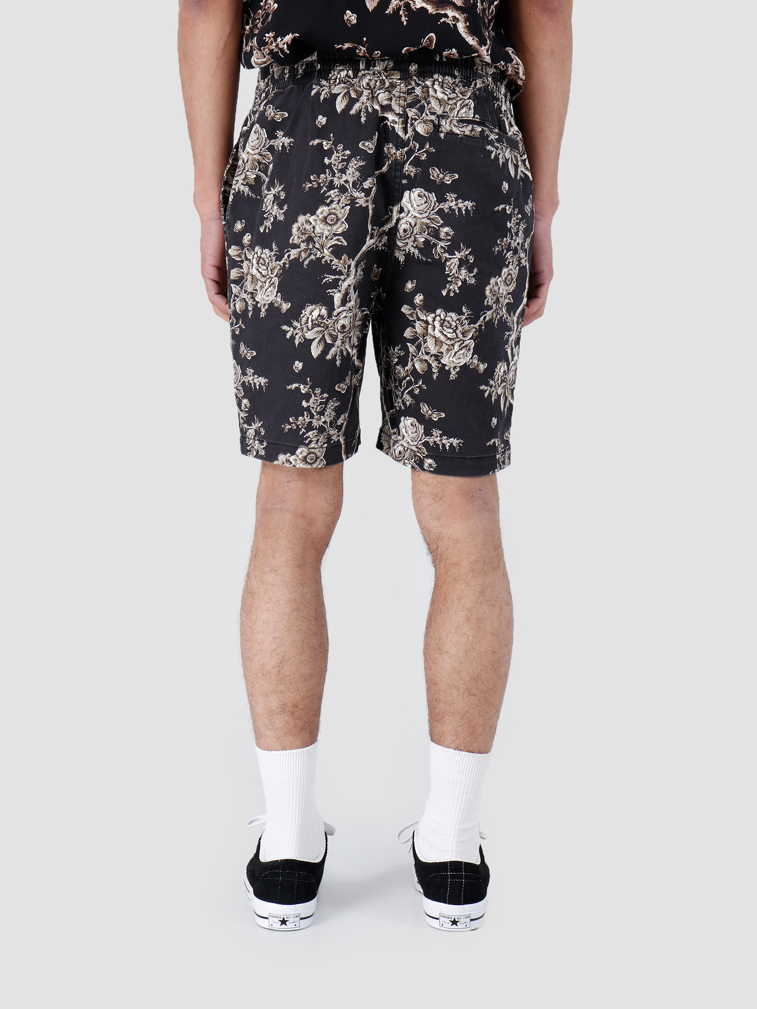 HUF HUF Highline Easy Short Black PT00077