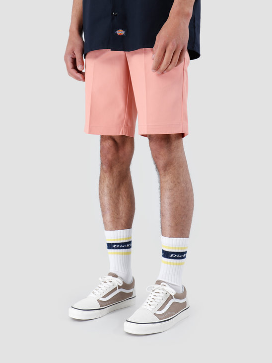 Dickies Slim Stgt Wkshort Short Flamingo WE42 273-FLA