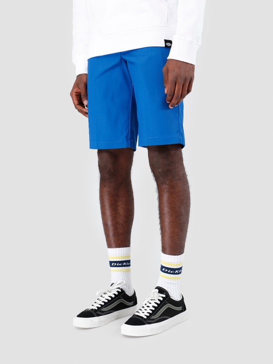 Dickies Slim Stgt Wkshort Short Royal Blue 2 WE42 273-BLL