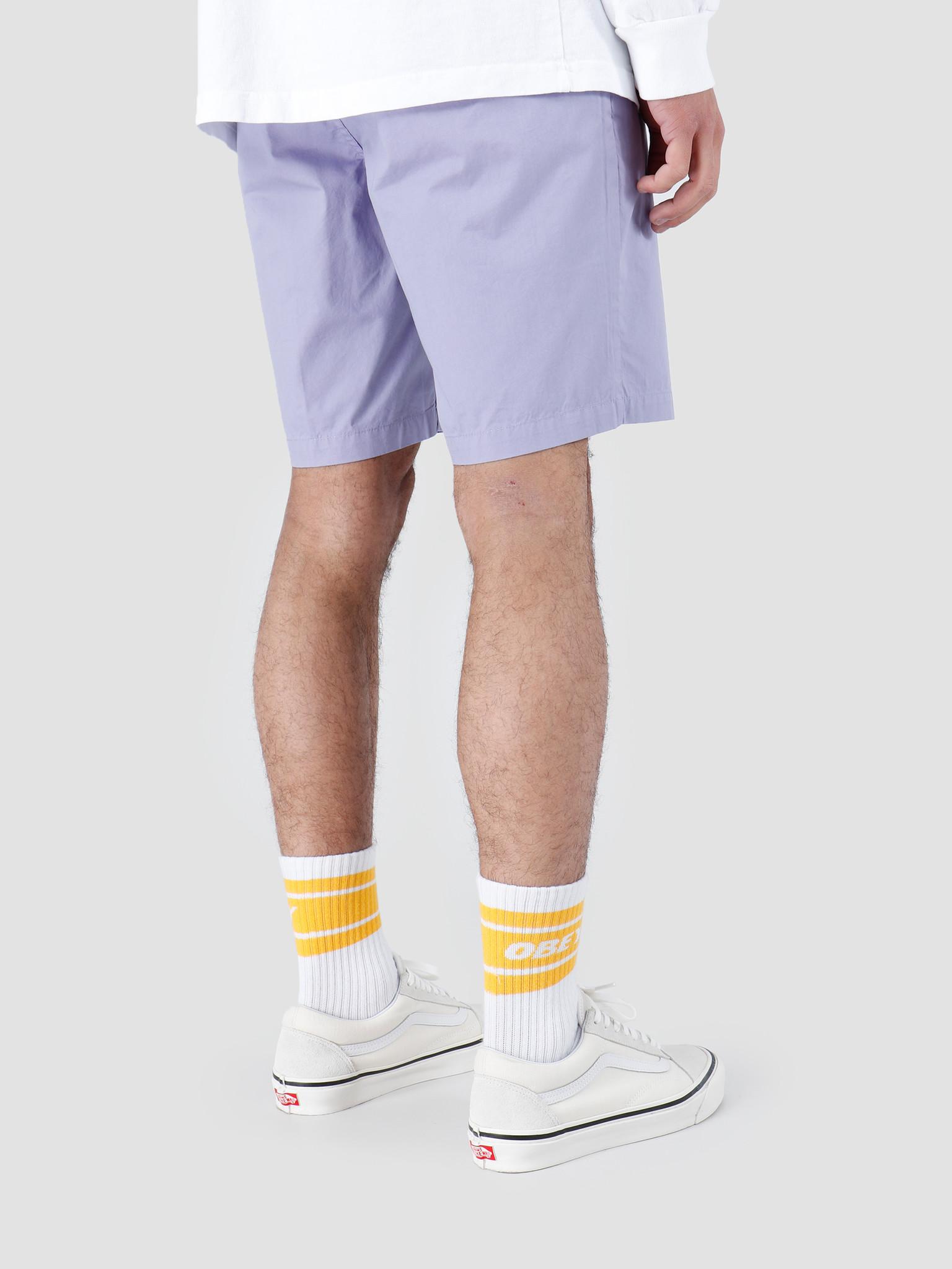 Obey Obey Walkshort Lavender 172100064-LAV