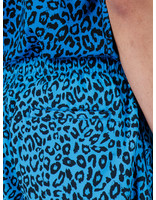 Obey Obey Walkshort Leopard Sky Blue 172120046-SKY