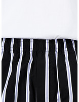 Obey Obey Walkshort Stripe Black Multi 172120044-BKM