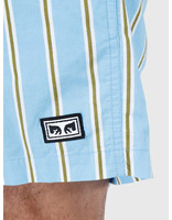 Obey Obey Walkshort Stripe Blue Multi 172120044-BMU