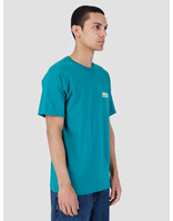 Obey Obey Basic T-Shirt Teal 163081966-TEA