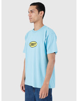Obey Obey Stacked Heavy Weight Classic Box T-Shirt Pool 166911964-POL