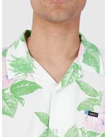 Obey Obey Brainiac Woven T-Shirt White Multi 181210248-WTM