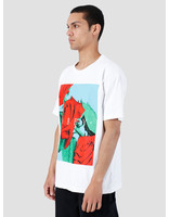 Obey Obey Heavy Weight Classic Box T-Shirt White 166911989-WHT