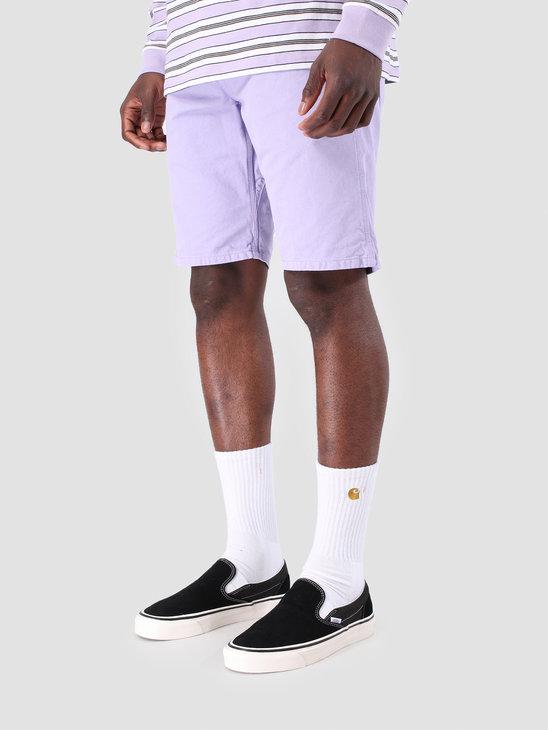 Carhartt WIP Chalk Short Soft Lavender 62034290