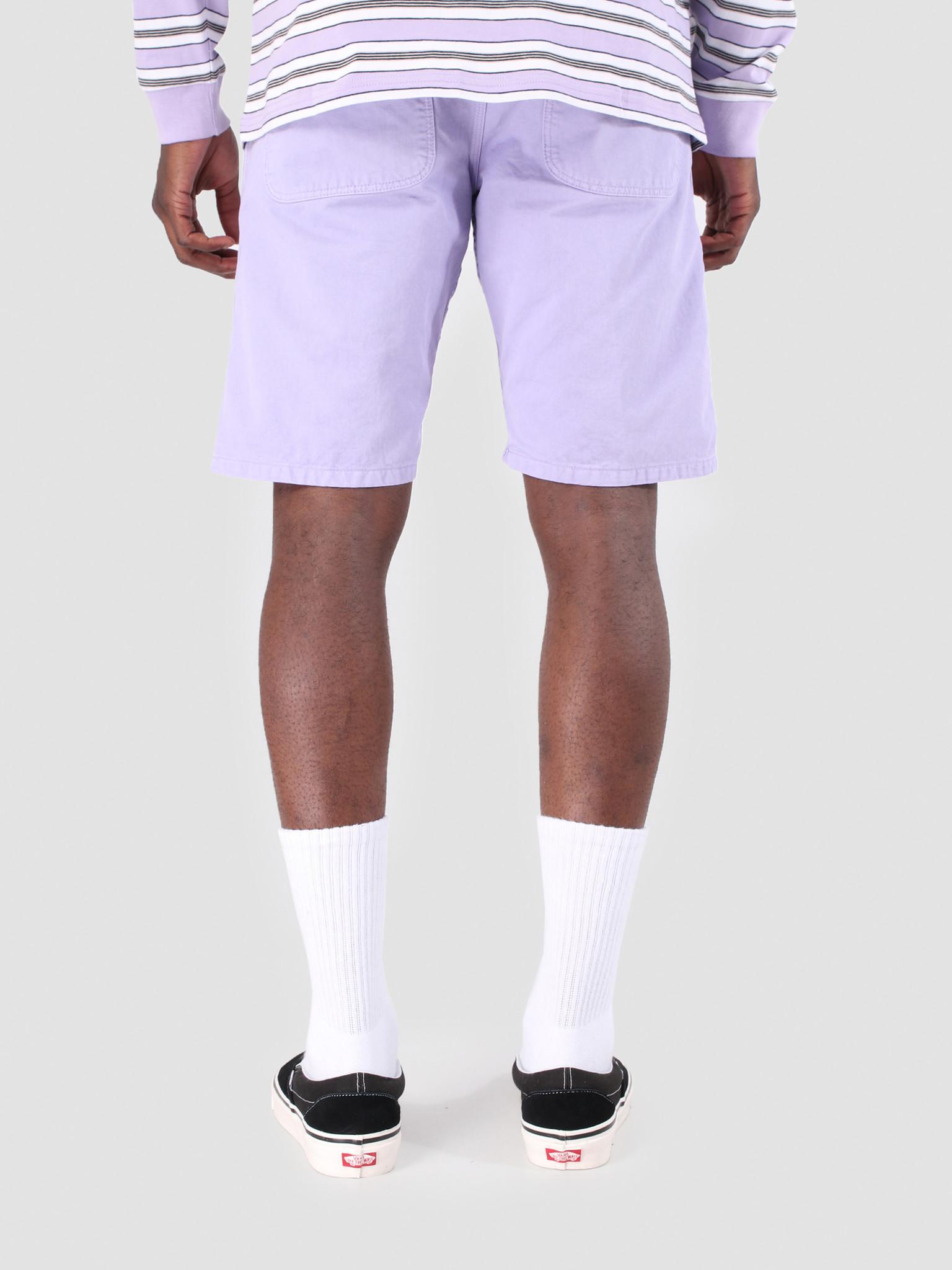 Carhartt WIP Carhartt WIP Chalk Short Soft Lavender 62034290
