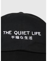 The Quiet Life The Quiet Life Japan Dad Hat Black 19SPD2-2197-BLK-OS