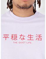 The Quiet Life The Quiet Life Japan T-Shirt Lilac 19SPD2-2167-LIL