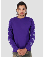The Quiet Life The Quiet Life Japan Long Sleeve Purple 19SPD2-2135-PUR