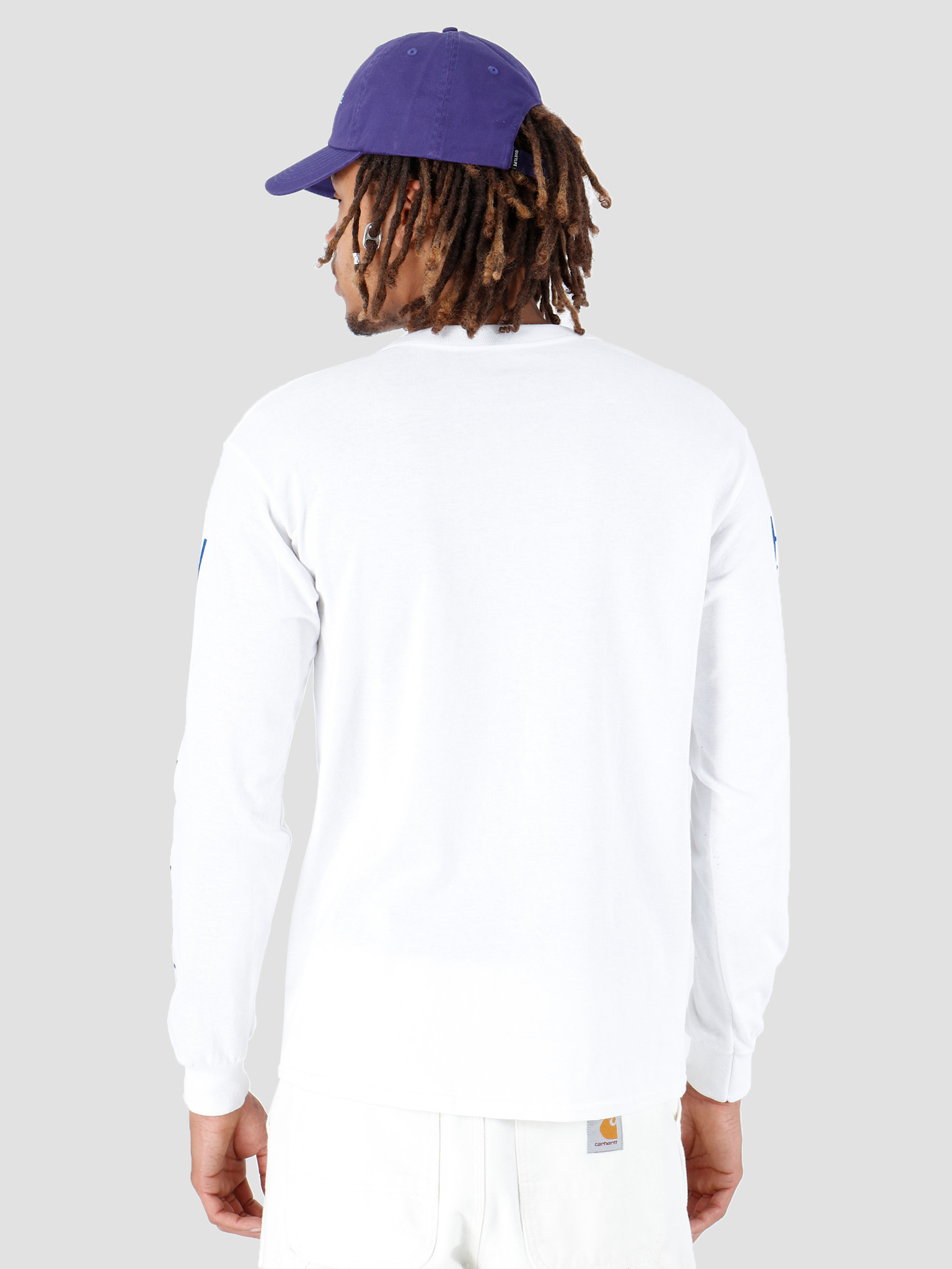 The Quiet Life The Quiet Life Japan Long Sleeve White 19SPD2-2136-WHT